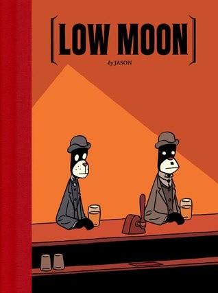 Okładka książki Low Moon