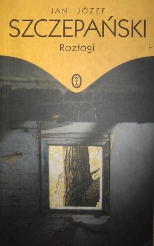 Okładka książki Rozłogi