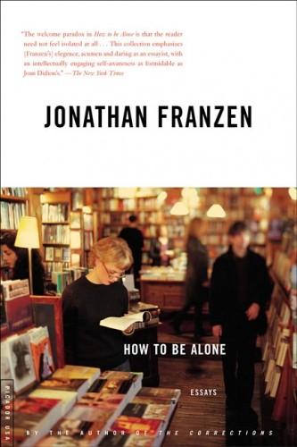 Okładka książki How to Be Alone