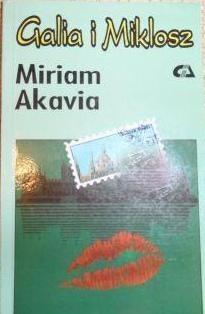 Okładka książki Galia i Miklosz. Zerwanie stosunków