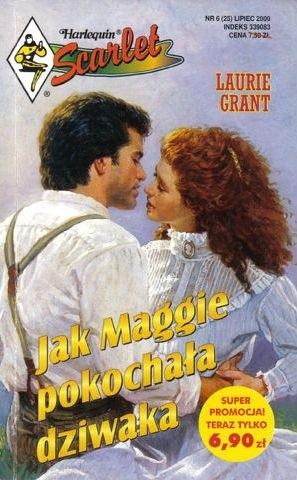 Okładka książki Jak Maggie pokochała dziwaka