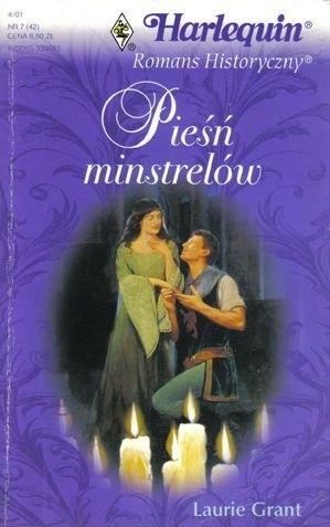 Okładka książki Pieśń minstrelów