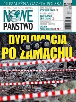 Okładka książki Nowe Państwo, 05/2012