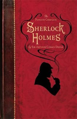 Okładka książki The Penguin Complete Sherlock Holmes