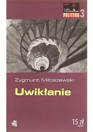 Okładka książki Uwikłanie
