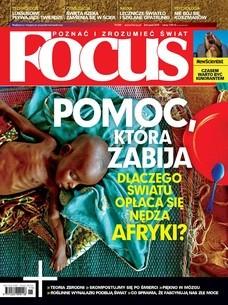 Okładka książki Focus, nr 11/2011