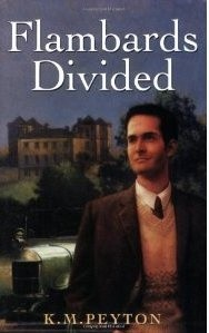 Okładka książki Flambards Divided