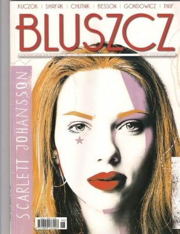 Okładka książki Bluszcz, nr 6 (45) / czerwiec 2012