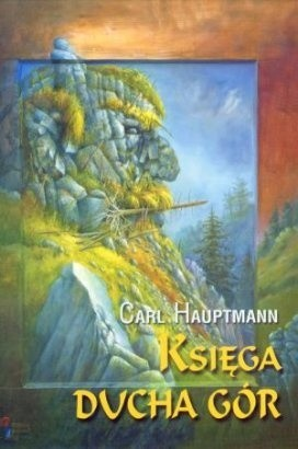Okładka książki Księga Ducha Gór