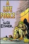 Okładka książki A Life Force