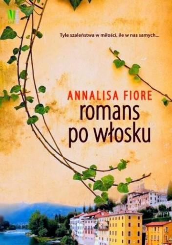 Okładka książki Romans po włosku
