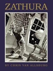 Okładka książki Zathura
