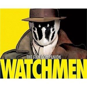 Okładka książki Watchmen: The Film Companion