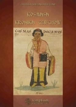 Okładka książki Kosmasa Kronika Czechów