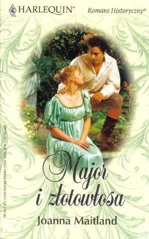 Okładka książki Major i złotowłosa