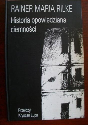 Okładka książki Historia opowiedziana ciemności