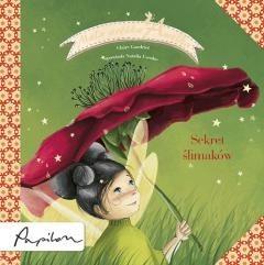 Okładka książki Mała wróżka Amelka. Sekret ślimaków