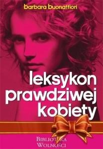 Okładka książki Leksykon prawdziwej kobiety