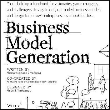 Okładka książki Business Model Generation