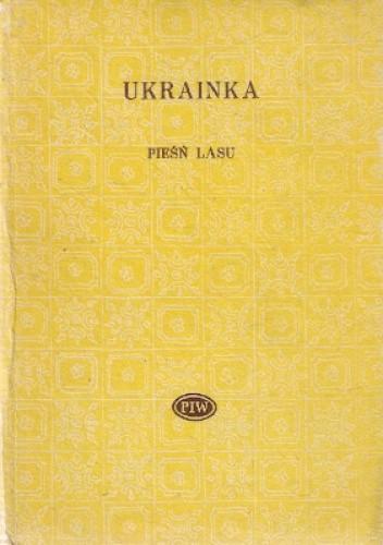 Okładka książki Pieśń Lasu