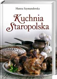 Okładka książki Kuchnia staropolska