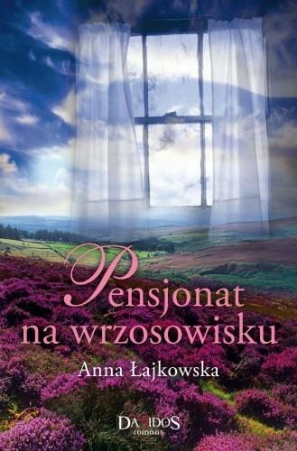 Okładka książki Pensjonat na wrzosowisku
