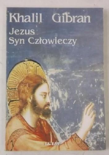 Okładka książki Jezus Syn Człowieczy