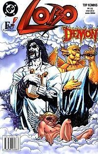 Okładka książki Lobo / Demon: Bracia Dusz