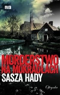 Okładka książki Morderstwo na mokradłach