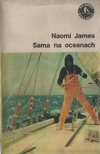Okładka książki Sama na oceanach