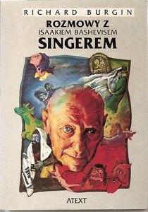 Okładka książki Rozmowy z Isaakiem Bashevisem Singerem
