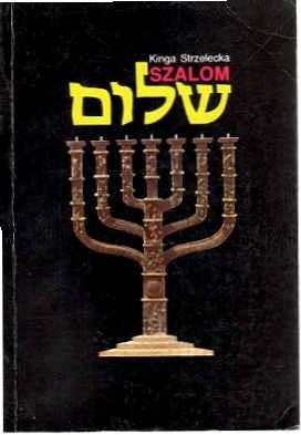 Okładka książki Szalom