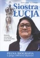 Okładka książki Siostra Łucja. Pełna biografia
