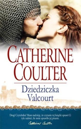 Okładka książki Dziedziczka Valcourt