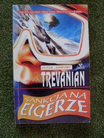 Okładka książki Sankcja na Eigerze
