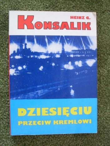 Okładka książki Dziesięciu przeciw kremlowi