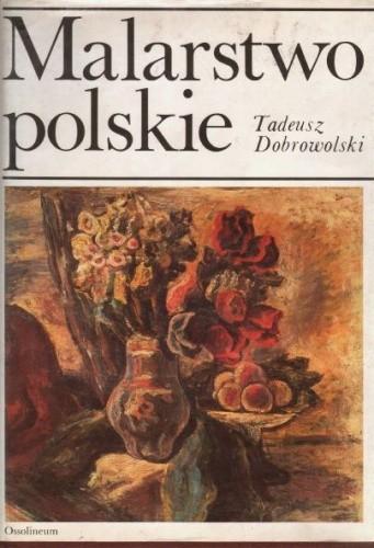 Okładka książki Malarstwo polskie ostatnich dwustu lat