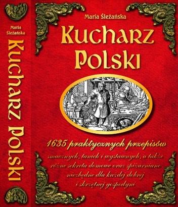 Okładka książki Kucharz polski