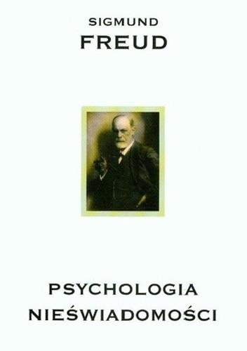 Okładka książki Psychologia nieświadomości