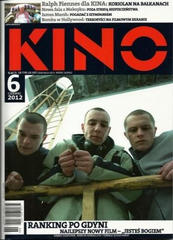 Okładka książki Kino, nr 6 / czerwiec 2012