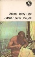 """Okładka książki """"Marią"""" przez Pacyfik"""