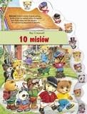 Okładka książki 10 misiów
