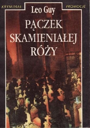 Okładka książki Pączek skamieniałej róży