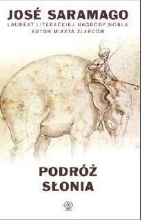 Okładka książki Podróż słonia
