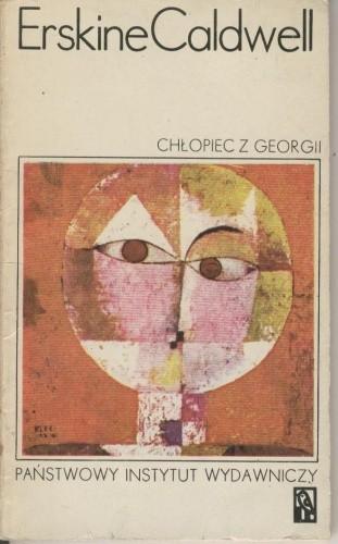 Okładka książki Chłopiec z Georgii