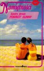 Okładka książki Powrót Sunny