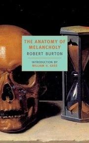 Okładka książki The Anatomy of Melancholy