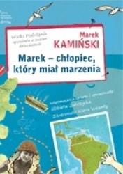 Okładka książki Marek - chłopiec, który miał marzenia