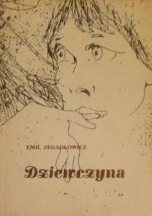 Okładka książki Dziewczyna