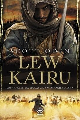 Okładka książki Lew Kairu
